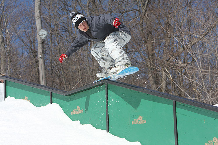 The Boyne resorts offer four terrain parks