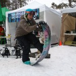 2012 Marhar Throwdown Snowboard Review