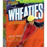 Apolo Anton Ono wheaties box