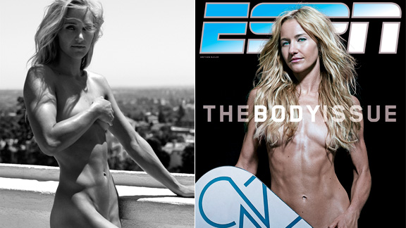 ESPN's Body Issue feat. Gretchen Bleiler, Louie Vito