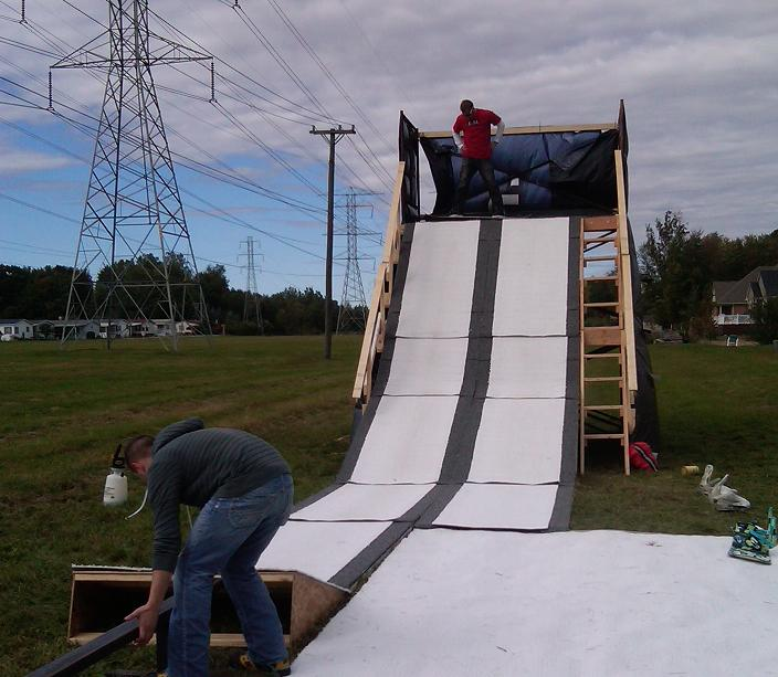 Drop In Ramp Built By Parx By Jon T