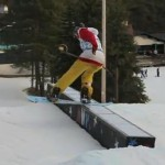 Alpine Valley Terrain Park Report – 1/16/2012