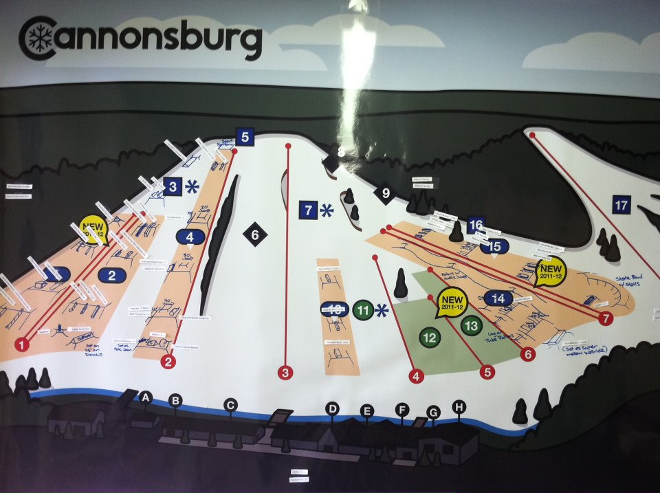 cannonsburg park plans winter 2012