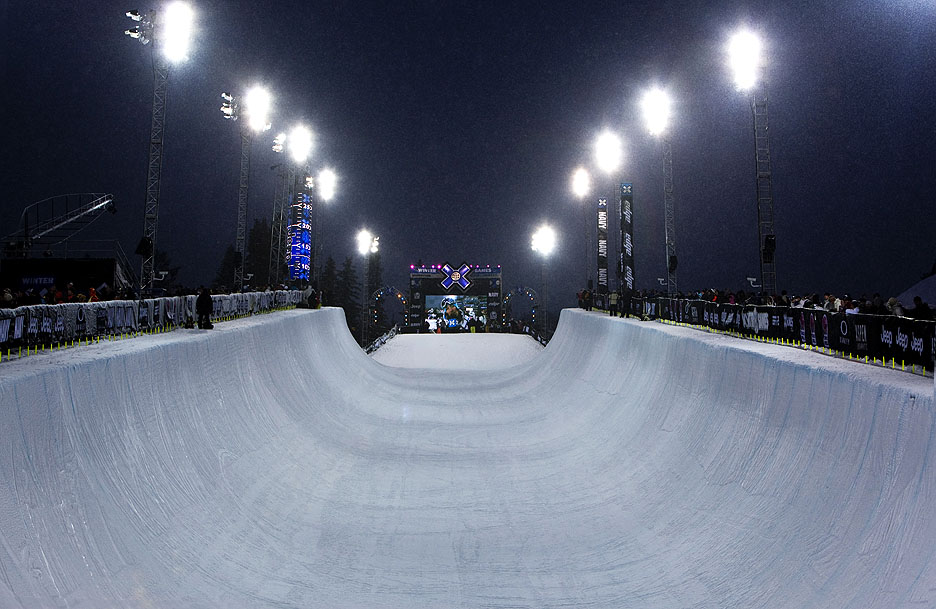 Winter X Games 13 Superpipe