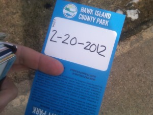 Hawk Island lift ticket