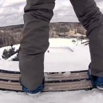 2013 Marhar Throwback Snowboard Review