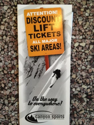 Are discounts bad for ski resort business?