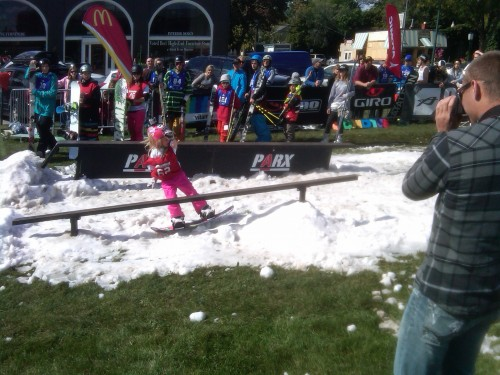 All ages welcome at the Birmingham Rail Jam