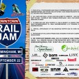 Returning for its fourth year, the Don Thomas/Birmingham Rail Jam is going down this Saturday, September 22, 2012. Get there at 9am for the all-day event.