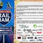 Birmingham Rail Jam – September 22, 2012
