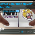 "Last week we previewed Tilghman's part from the No Way Snowboarding movie, ""Better Late Than Never"". Here's the full edit:"