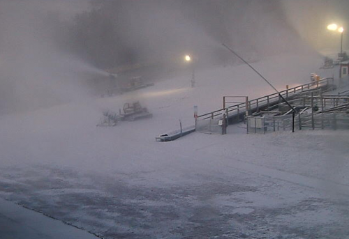 Wild Mountain/Taylor Falls sets new record for earliest opening - October 7, 2012