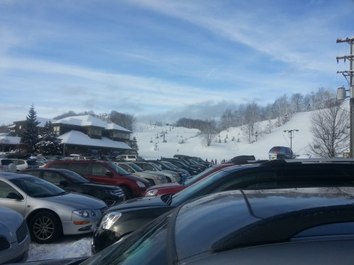Crystal Mountain 12/26/2012