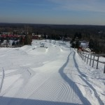Jump line at Mt. Holly, February 18, 2013