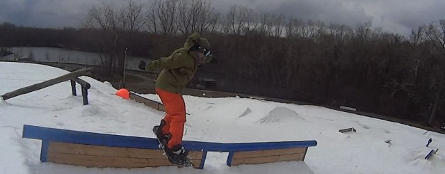 Will the Midwest be skiing and riding in to May this year? Probably not, but there's a chance!