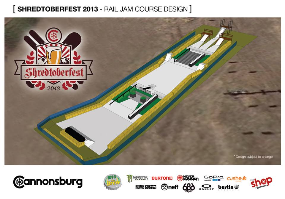 Cannonsburg Shredtoberfest plans