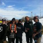 Hawk Island Snow Park – January 12, 2014