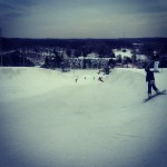 Alpine Valley Terrain Park Review – January 4, 2014