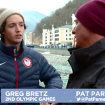 Greg Bretz: I Want to Take Shaun White Off the Podium
