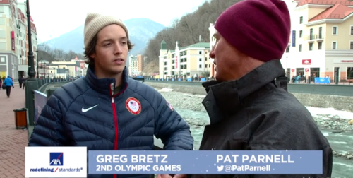 Greg Bretz says Shaun White is Beatable