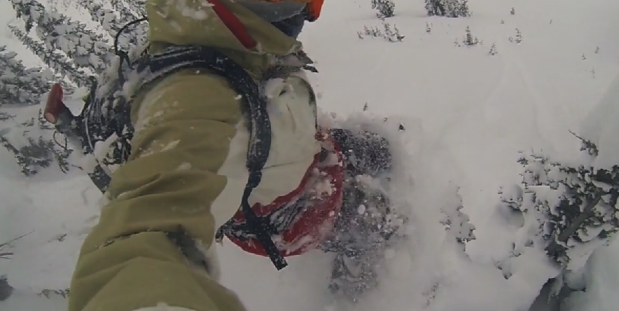 Some white room footage from Whistler, February 18/19, 2014