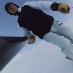 "Stupid Skier Runs Over ""Rogue Snowboarder"""