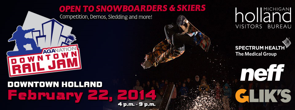 holland rail jam