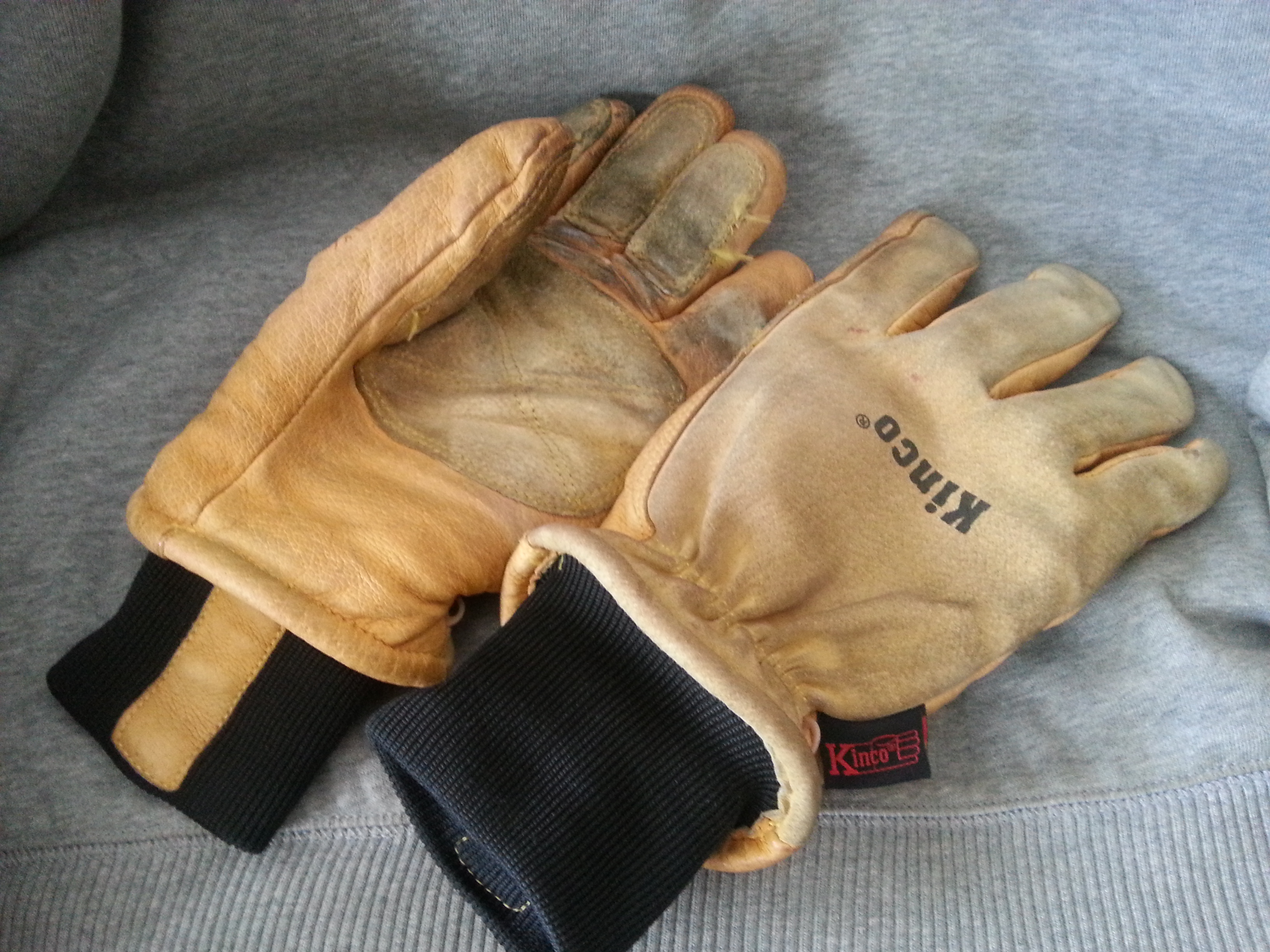 Kinco 901 Work Gloves