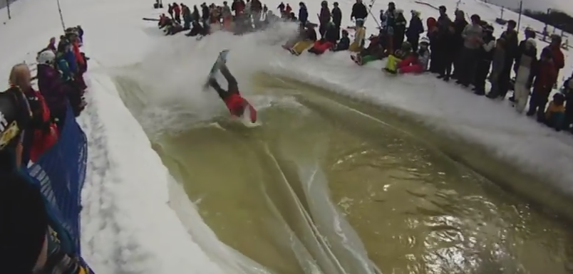 Mt. Brighton Slush Cup