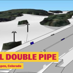 Red Bull Double Pipe at Buttermilk