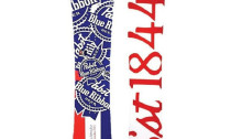 PBR Snowboard