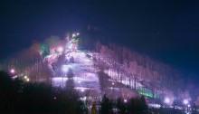 Ski Denton - Denton Hill State park
