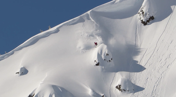 Whistler backcountry with Colin Hendry