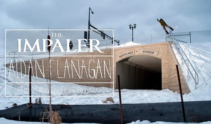 The Impaler - Aidan Flanagan