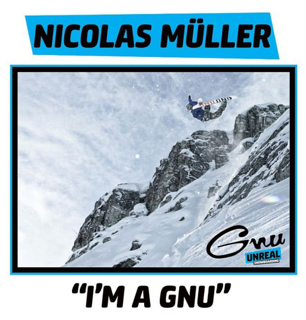 Nico Mueller joins Gnu