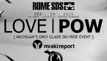 Nub's Nob Love Pow - February 14, 2015