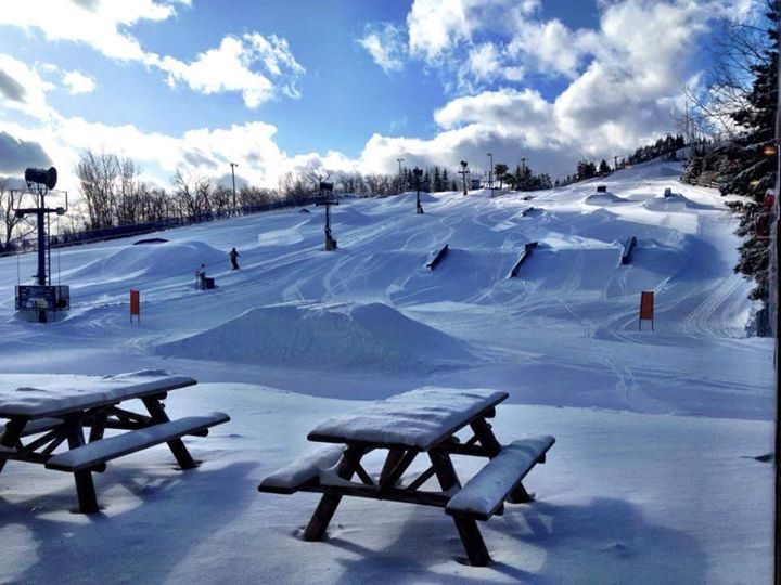 mt holly terrain park