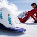 Edmond Plawczyk Breaks Snowboard Speed Record