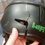 All I got in Utah was a Closed Head Injury