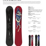 Burton Reissues 4 Iconic Snowboards for 2016