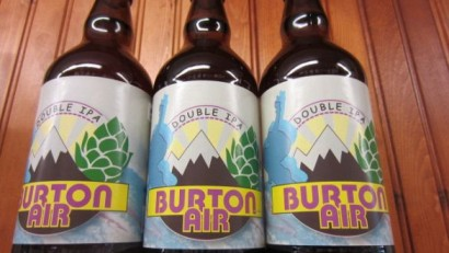 Burton Air double IPA from HopEra
