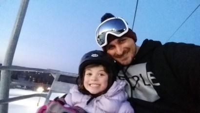 Permalink to:Dad Lyfe: Snowboarding Toddlers & Pizza Bribes