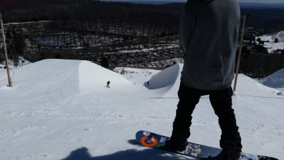 Seven Springs superpipe