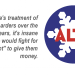 Lawsuit Against Alta's Ban on Snowboarding, Dismissed