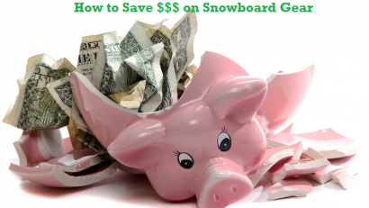 save-money-snowboard-gear
