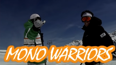 monoski warriors