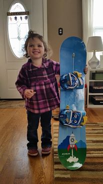 Grom Snowboard Gear