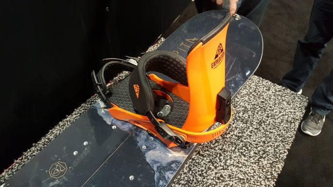 f67823da1e5 Union Expedition Bindings are the first Nylon Splitboard Bindings to come  to market.