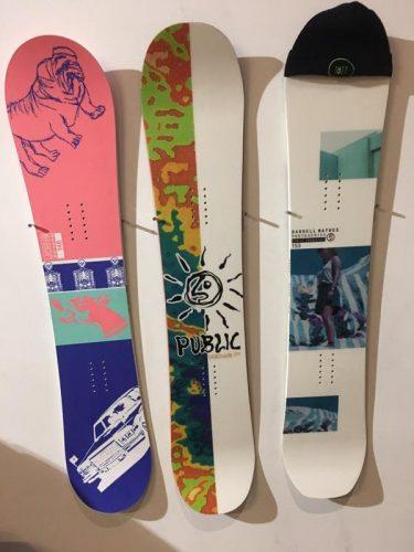 Public Snowboards - 2017-2018