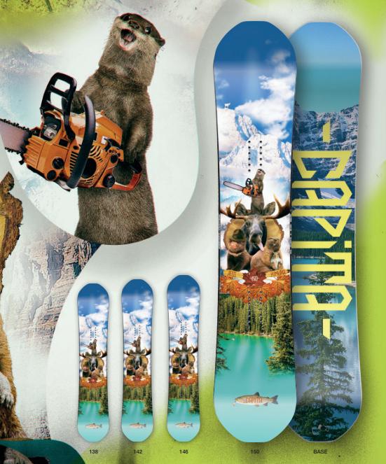 2019 Capita & Spring Break Snowboards Preview